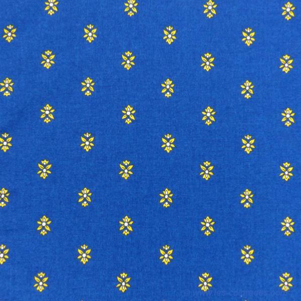 serviette de table tissu proven al bleue motif lavandin. Black Bedroom Furniture Sets. Home Design Ideas